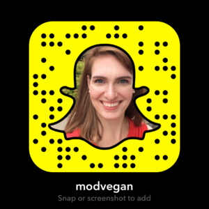 ModVegan is on Snapchat