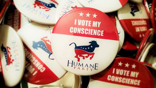 Election 2016: The Aftermath – What Should Vegans do Now?