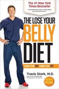 """Dr. Travis Stork's """"Lose Your Belly Diet"""" is Reducetarian"""